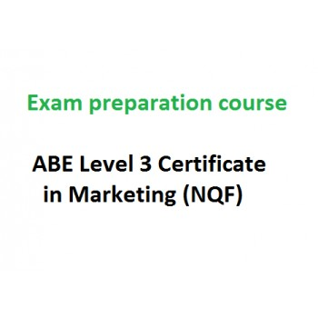ABE Level 3 Certificate in Marketing (NQF) - exam preparation